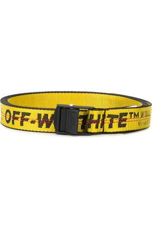 OFF-WHITE Naiset Vyöt - MINI INDUSTRIAL BELT BLACK