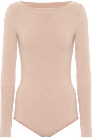 Alaïa Naiset Bodyt - Wool-blend bodysuit