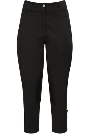 Acheval Pampa Al Beso Stretch Pants W/ Back Half Belt