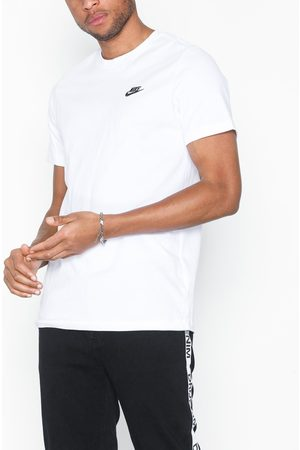 Nike M Nsw Club Tee T-shirts & linnen White