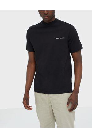 Samsøe Samsøe Norsbro t-shirt 6024 T-shirts & linnen Black