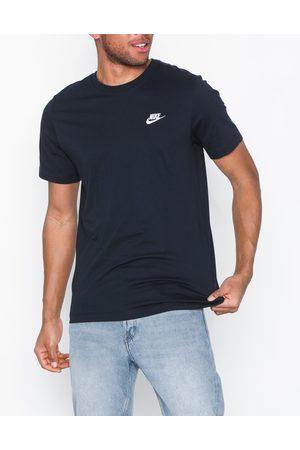 Nike M Nsw Club Tee T-shirts & linnen Dark Obsidian