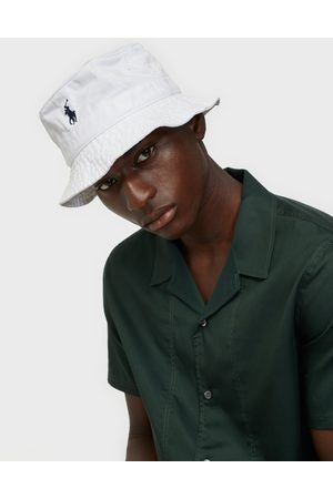 Polo Ralph Lauren Polo Bucket Hat Hattar White