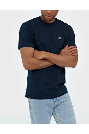 Vans Left Chest Logo Tee T-shirts & linnen Navy
