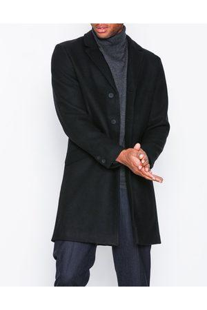 Only & Sons Onsjulian Solid Wool Coat Otw Noos Jackor Svart