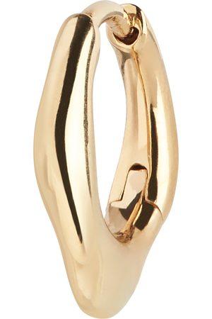 Maria Black Penso Huggie Accessories Jewellery Earrings Hoops Kulta