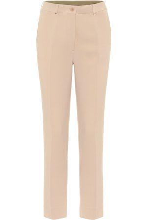 Etro Naiset Kapeat - Slim-fit pants
