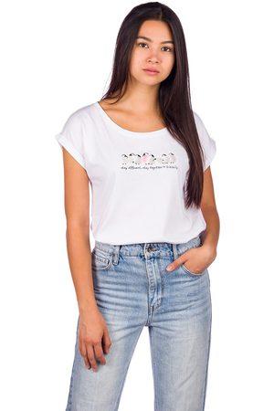 Iriedaily Naiset T-paidat - Stay Pingu T-Shirt