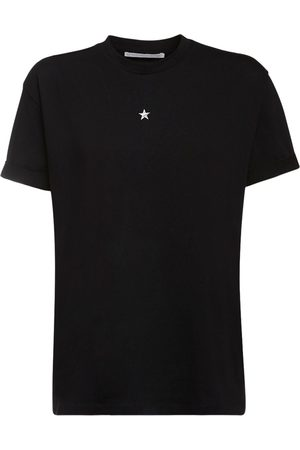 Stella McCartney Star Print Organic Cotton T-shirt