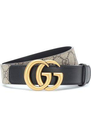 Gucci GG Supreme belt