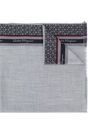 Salvatore Ferragamo Miehet Huivit - Gancini print scarf