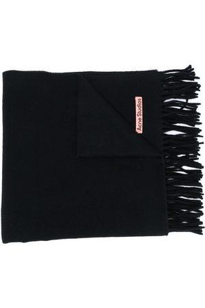 Acne Studios Huivit - Canada New fringed scarf