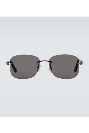 CARTIER EYEWEAR Frameless sunglasses