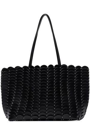 Paco rabanne Pacoïo leather shoulder bag