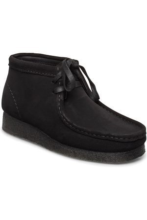 Clarks Wallabee Boot. Shoes Boots Ankle Boots Ankle Boots Flat Heel