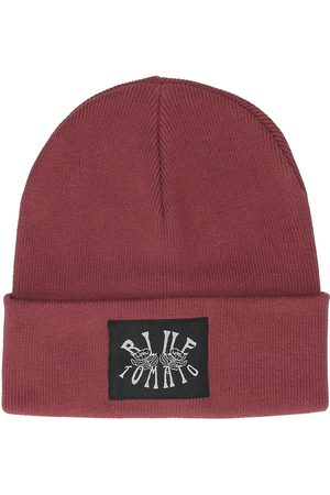 Blue Tomato Naiset Pipot - Roses Woven Patch Beanie