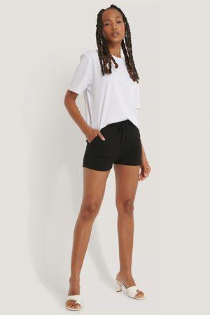 NA-KD Jersey-Shortsit - Black