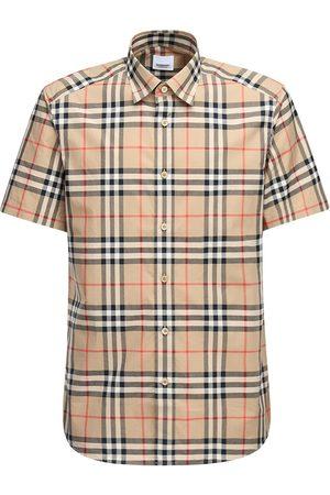 Burberry Caxton Cotton Poplin Shirt
