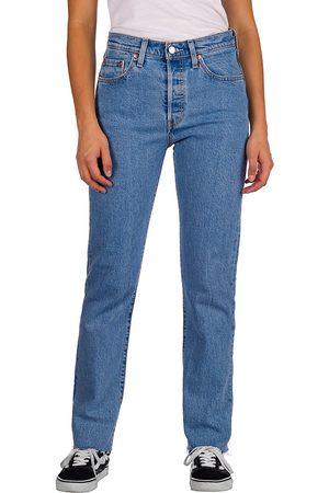 Levi's Naiset Farkut - 501 Crop Jeans