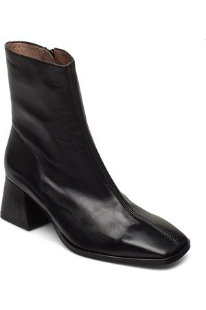Wonders H-4303 Shoes Boots Ankle Boots Ankle Boots With Heel