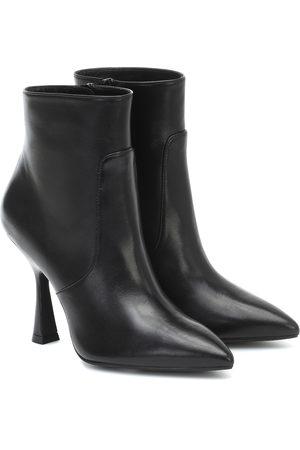 Stuart Weitzman Naiset Nilkkurit - Melena leather ankle boots