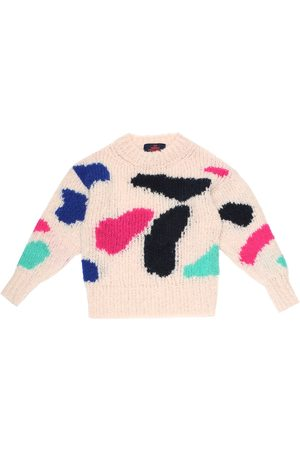 The Animals Observatory Arty Bull wool-blend sweater