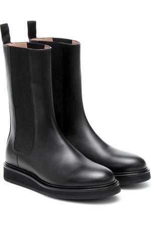 LEGRES Naiset Nilkkurit - Leather Chelsea boots