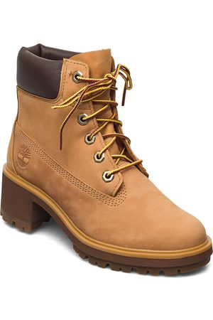 Timberland Kinsley 6 Inch Waterproof Boot Shoes Boots Ankle Boots Ankle Boots Flat Heel