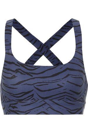 The Upside Naiset Urheiluliivit - Paola printed sports bra