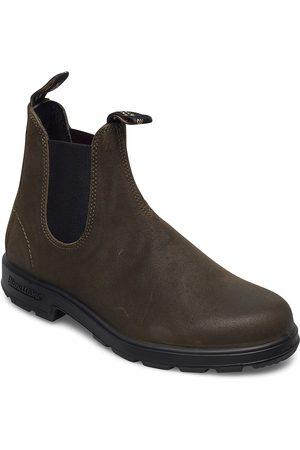 Blundstone Bl Classics Shoes Chelsea Boots Ruskea Blundst