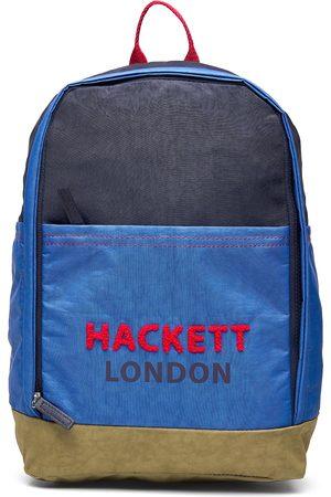 Hackett Lapset Reput - Kids Hcke Ldn Bpack Accessories Bags Backpacks Monivärinen/Kuvioitu