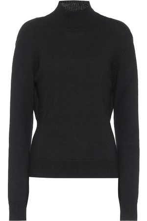 MONSE Merino wool mockneck sweater