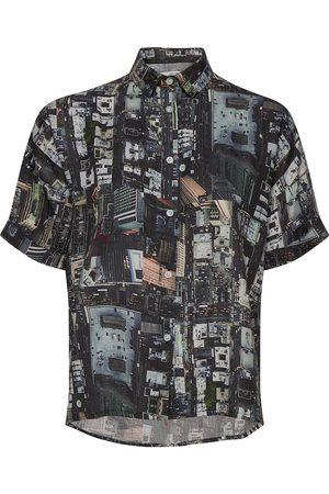 Dedicated Shirt Short Sleeve Nibe Urban Lyhythihainen Paita /Kuvioitu