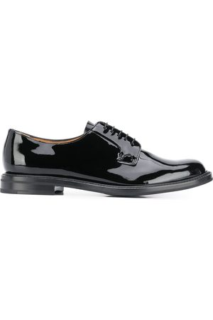 Church's Varnished lace-up shoes