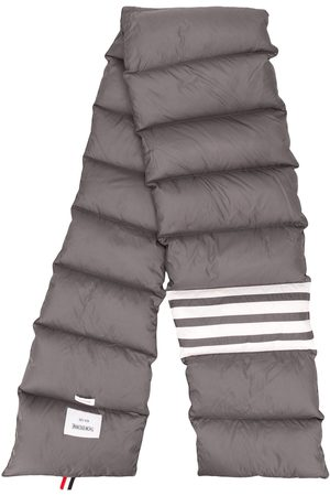 Thom Browne Padded 4-Bar scarf