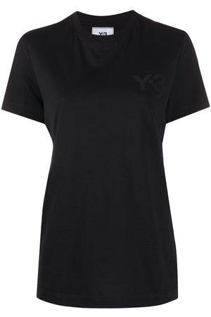Y-3 Logo cotton T-shirt