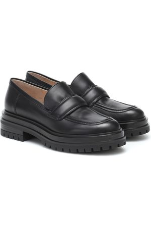 Gianvito Rossi Leather loafers