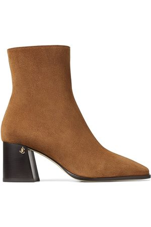 Jimmy Choo Bryelle 65mm leather ankle boots