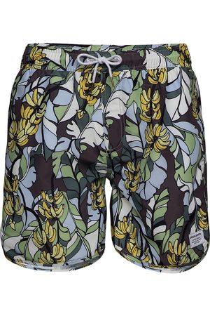 Dedicated Swim Shorts Banana Leaves Uimashortsit