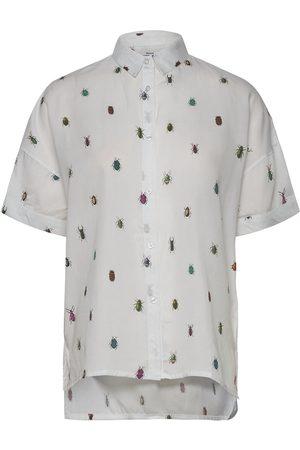 Dedicated Shirt Short Sleeve Nibe Bugs Lyhythihainen Paita