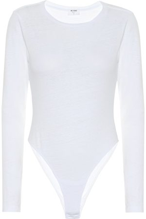 RE/DONE Cotton bodysuit