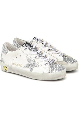Golden Goose Superstar glitter sneakers