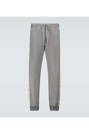 Gucci Trackpants with GG piping