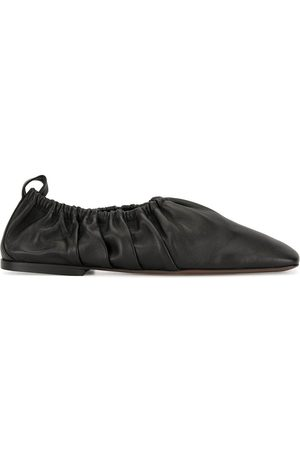 Neous Ruched ballerina shoes