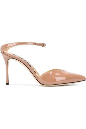Sergio Rossi Ankle-strap pumps