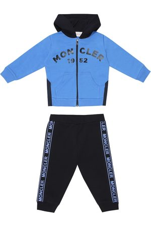 Moncler Baby hoodie and trackpants set