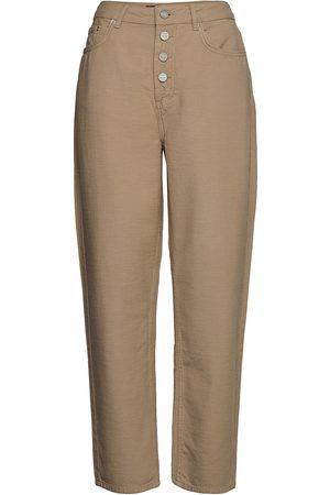 WoodWood May Jeans Suorat Farkut Ruskea