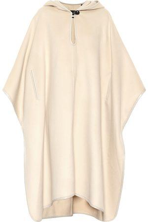 Isabel Marant Naiset Päällystakit - Eowyn hooded cotton poncho