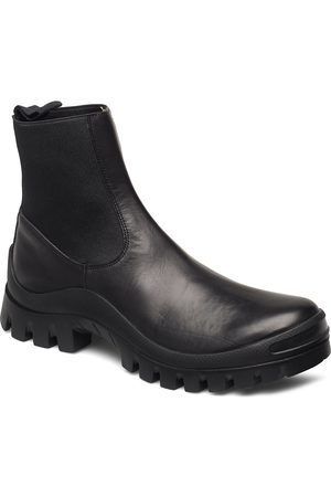 ATP Atelier Catania Vacchetta Shoes Boots Ankle Boots Ankle Boots Flat Heel