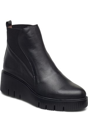 Wonders E-6223 Shoes Boots Ankle Boots Ankle Boots With Heel